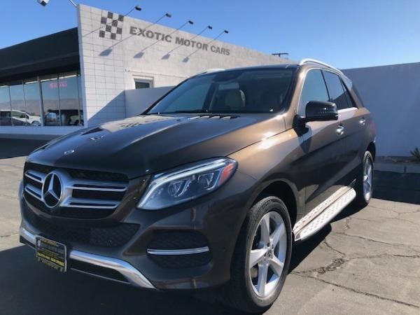 used 2017 Mercedes-Benz GLE 350 car, priced at $33,900