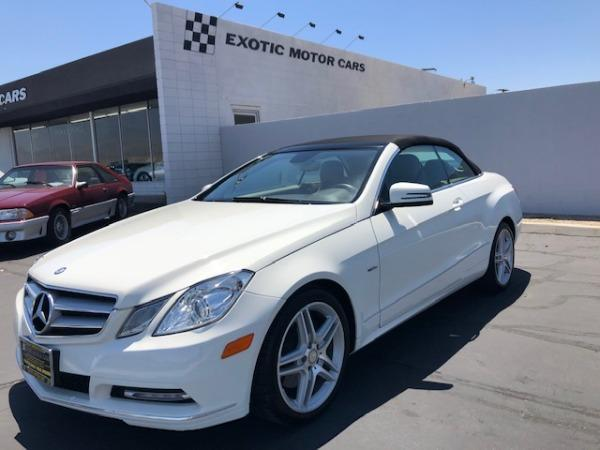 used 2012 Mercedes-Benz E-Class car, priced at $25,900