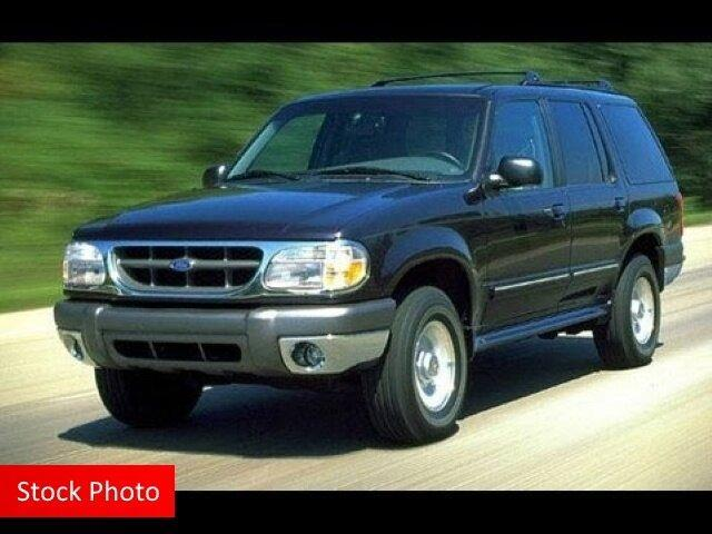 used 1999 Ford Explorer car