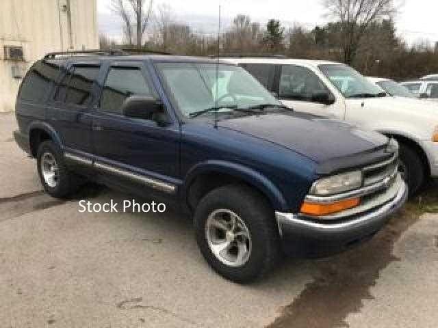 used 1996 Chevrolet Blazer car