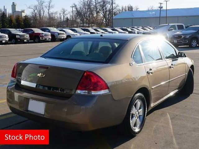 used 2007 Chevrolet Impala car