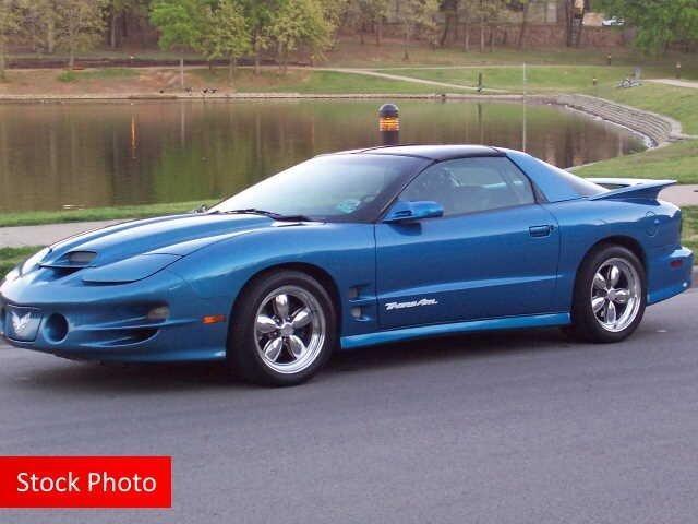 used 1999 Pontiac Firebird car