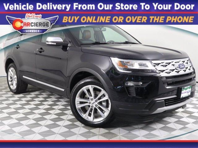 used 2019 Ford Explorer car, priced at $41,691