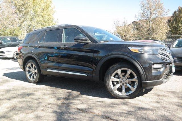 new 2020 Ford Explorer car, priced at $60,535