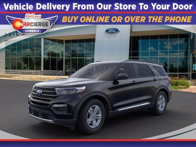new 2021 Ford Explorer car, priced at $42,975