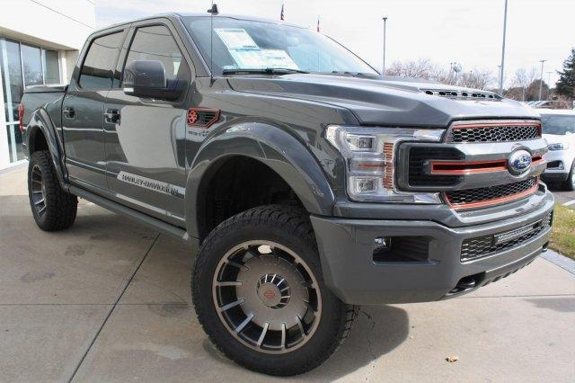 new 2019 Ford F-150 car, priced at $79,221
