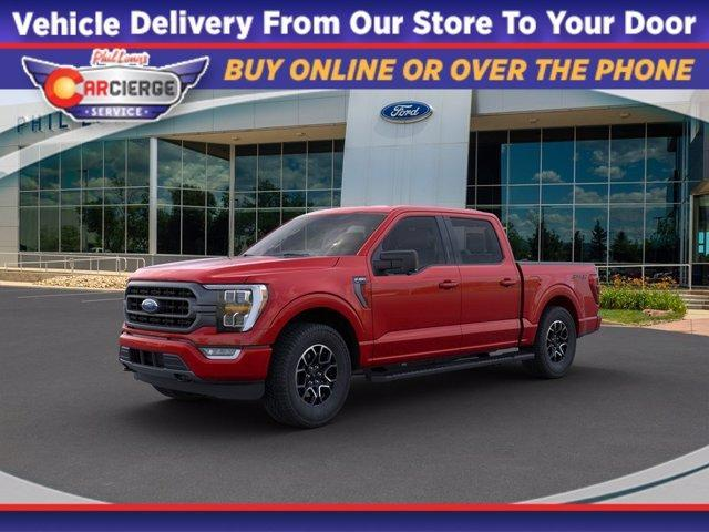 new 2021 Ford F-150 car, priced at $53,125