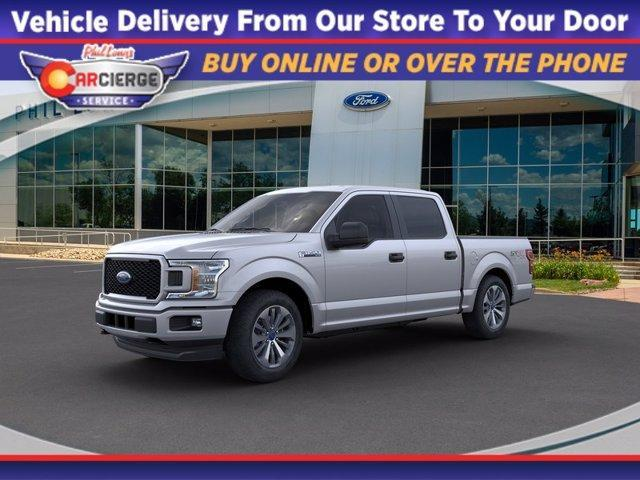new 2019 Ford F-150 car, priced at $44,655