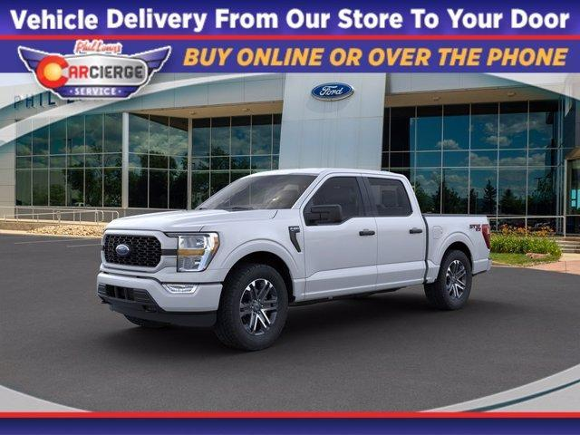 new 2021 Ford F-150 car, priced at $48,330