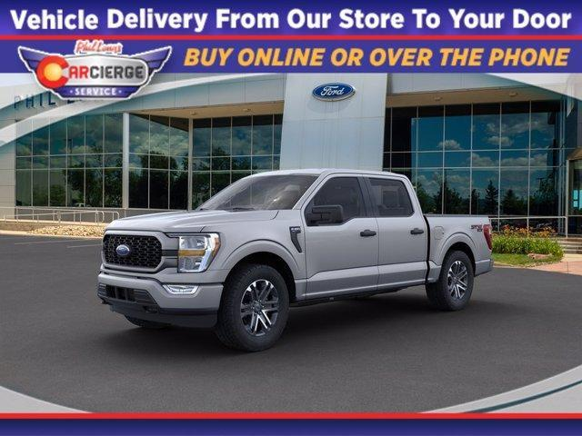 new 2021 Ford F-150 car, priced at $48,800