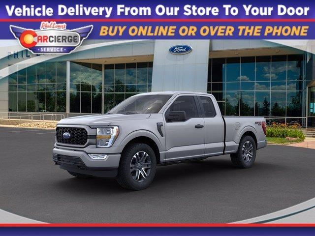 new 2021 Ford F-150 car, priced at $45,680