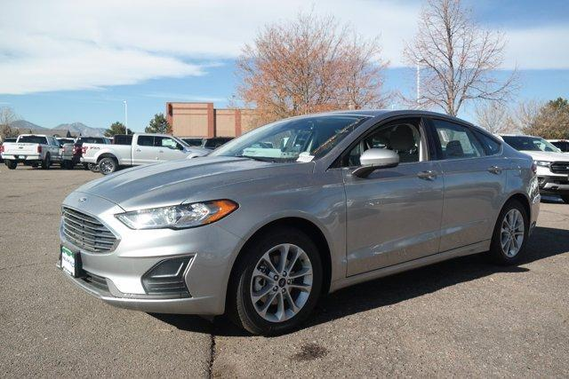 new 2020 Ford Fusion car, priced at $26,590
