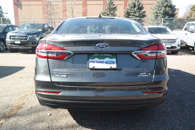 new 2020 Ford Fusion Hybrid car, priced at $30,090