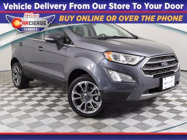 used 2018 Ford EcoSport car, priced at $23,691