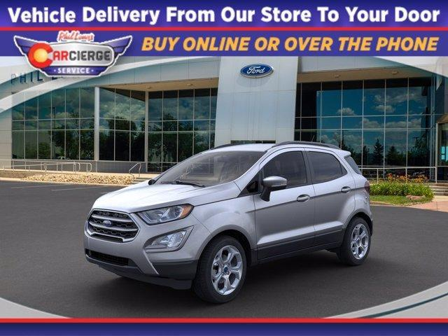 new 2021 Ford EcoSport car, priced at $26,690