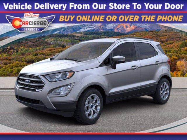 new 2020 Ford EcoSport car, priced at $26,045