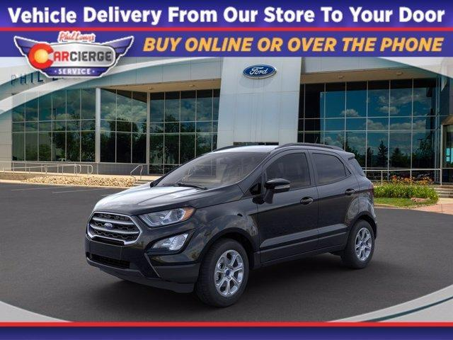 new 2021 Ford EcoSport car, priced at $26,195