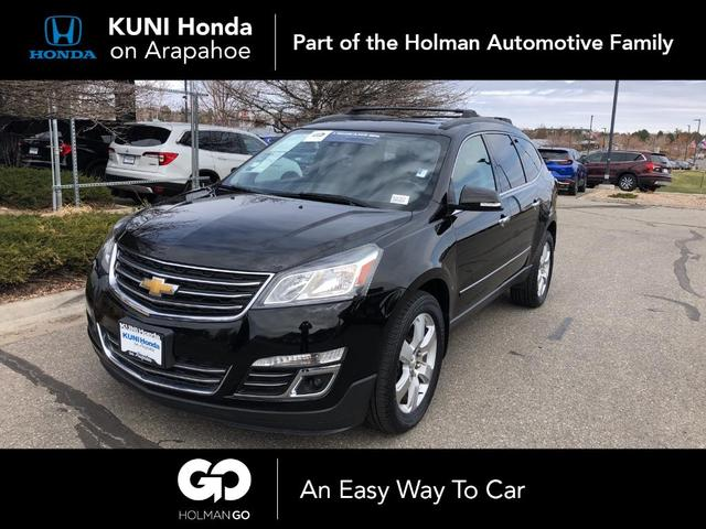 used 2016 Chevrolet Traverse car, priced at $19,998