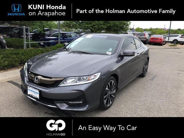 used 2016 Honda Accord car, priced at $16,494