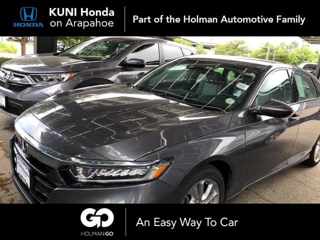 used 2019 Honda Accord car, priced at $22,391