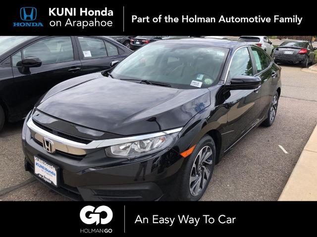 used 2018 Honda Civic car, priced at $19,993