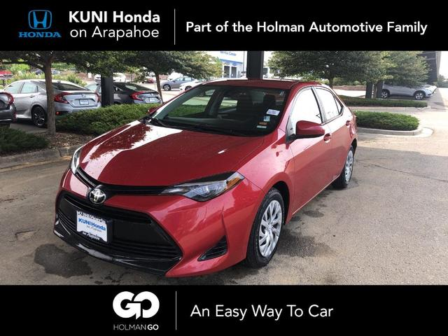 used 2019 Toyota Corolla car, priced at $18,492