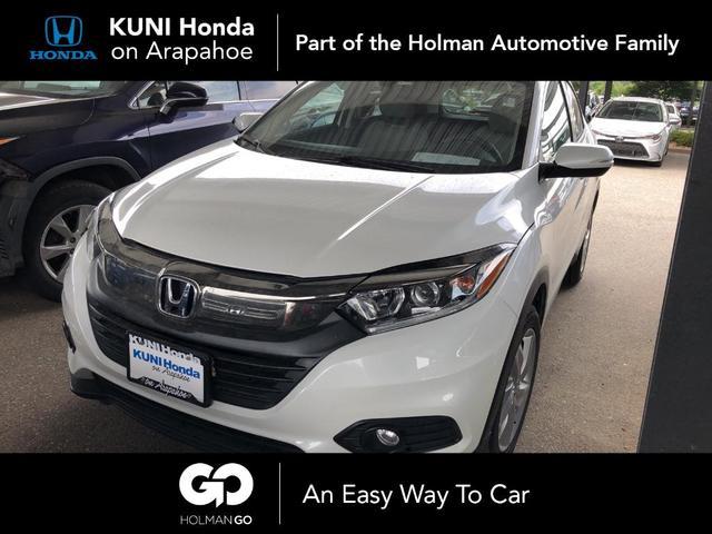 used 2019 Honda HR-V car, priced at $22,493
