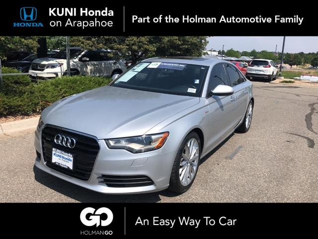 used 2013 Audi A6 car, priced at $18,993