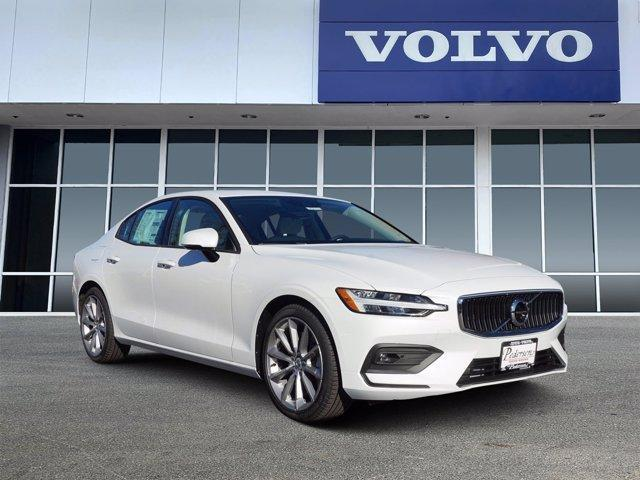 new 2021 Volvo S60 car, priced at $48,028