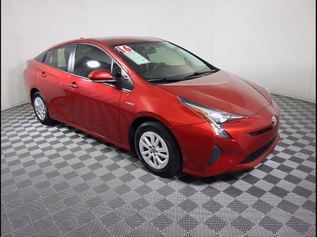 used 2016 Toyota Prius car, priced at $19,997