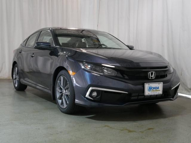 new 2021 Honda Civic car, priced at $25,690