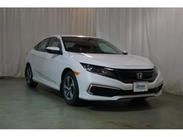 new 2021 Honda Civic car, priced at $22,300