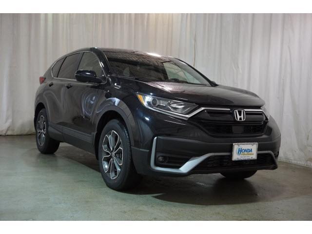new 2021 Honda CR-V car, priced at $33,025