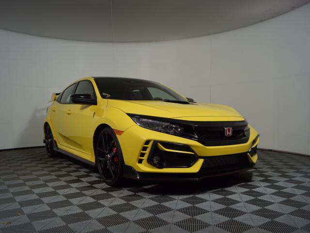 new 2021 Honda Civic Type R car, priced at $44,739