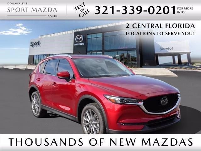 new 2021 Mazda CX-5 car, priced at $30,227