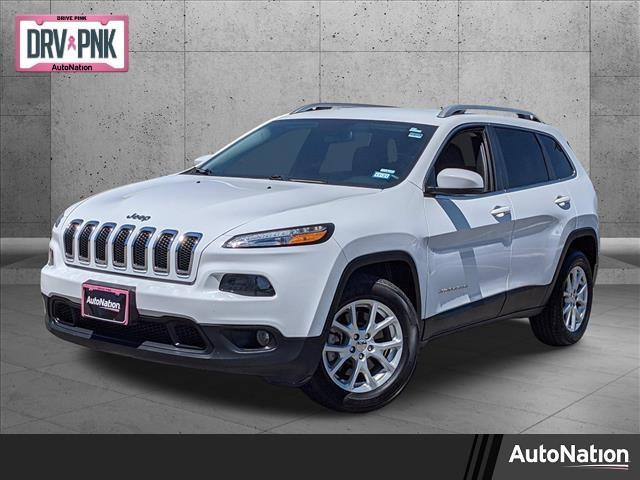 used 2017 Jeep Cherokee car, priced at $15,699