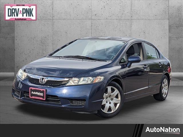 used 2010 Honda Civic car, priced at $9,999