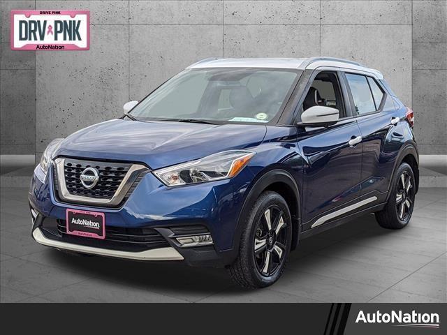 used 2018 Nissan Kicks car, priced at $17,509