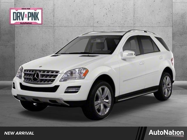 used 2011 Mercedes-Benz M-Class car, priced at $13,404