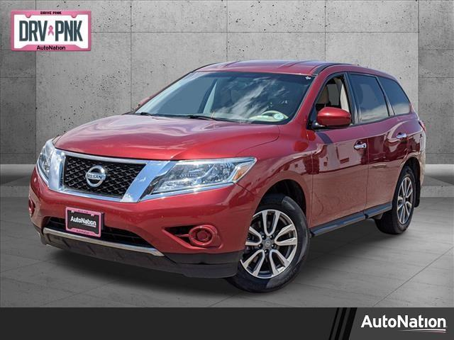 used 2014 Nissan Pathfinder car, priced at $16,499