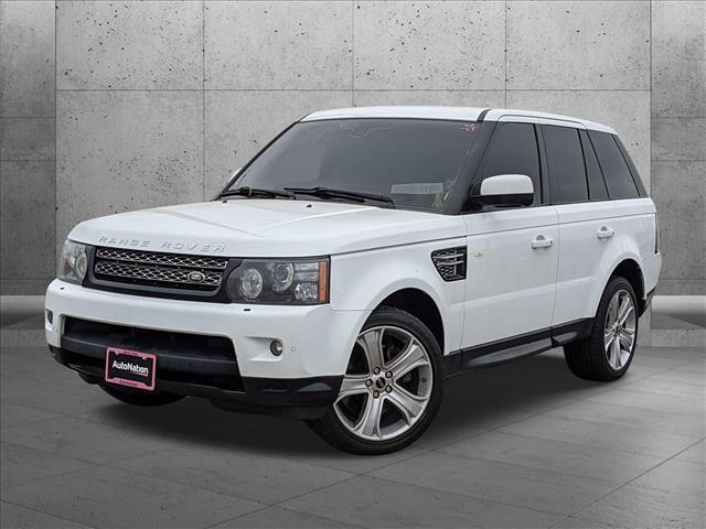 used 2012 Land Rover Range Rover Sport car, priced at $16,399