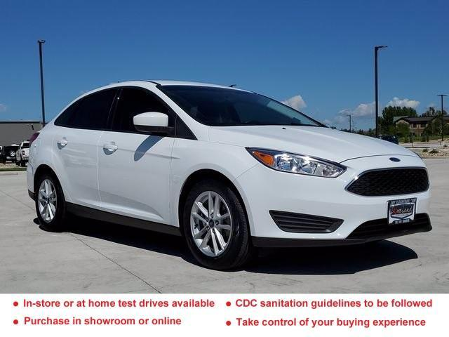 used 2018 Ford Focus car, priced at $18,106
