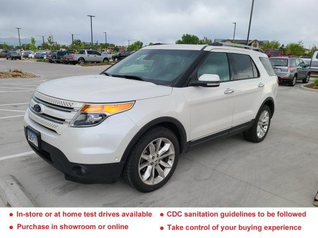 used 2015 Ford Explorer car, priced at $20,868