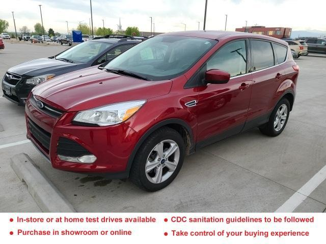 used 2016 Ford Escape car, priced at $17,705