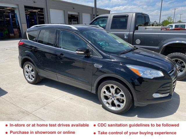 used 2016 Ford Escape car, priced at $19,786