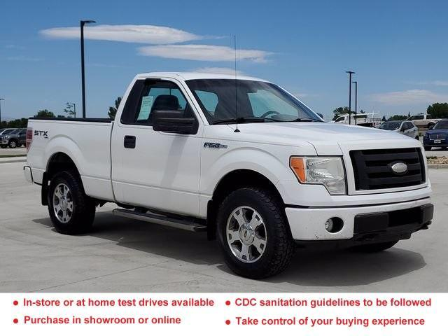 used 2009 Ford F-150 car, priced at $9,773