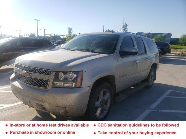 used 2013 Chevrolet Suburban car, priced at $19,829