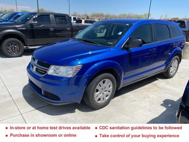 used 2015 Dodge Journey car, priced at $13,632