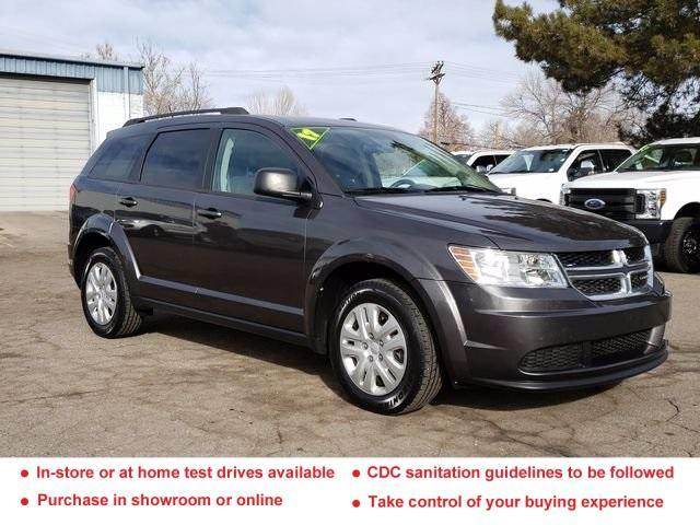 used 2017 Dodge Journey car, priced at $18,181