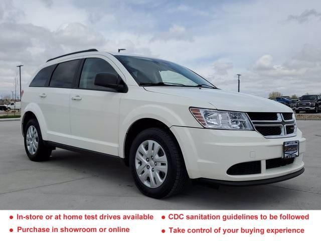 used 2018 Dodge Journey car, priced at $16,896